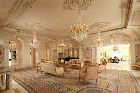 beautiful rococo home and design pictures decoration
