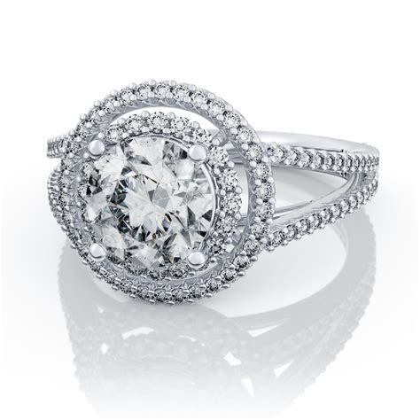 Wedding Ring Halo by Best Halo Style Engagement Rings Engagement Rings Depot