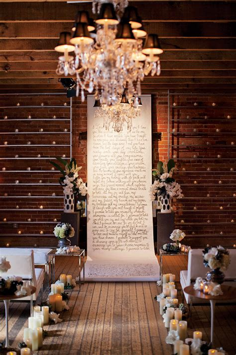 Wedding Ceremony Runner by Photo Of The Day Bridalguide
