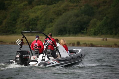 Suzuki Df150 Review Skua Rb6 A Built Rib With A Difference Boats