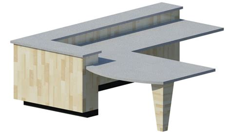 Revit Reception Desk Reception Desk Revit Myideasbedroom