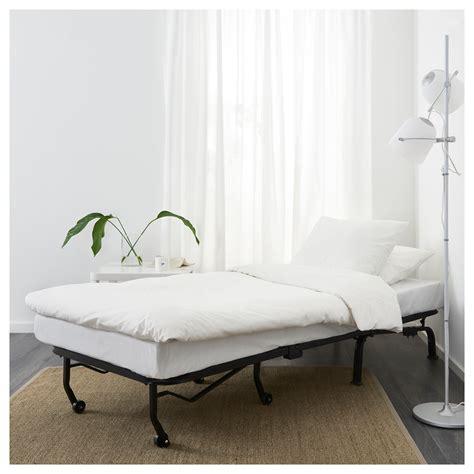 lycksele murbo chair bed vallarum grey