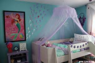 ariel the mermaid room decor mermaid room inspiration made simple
