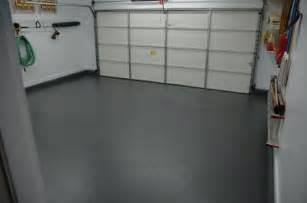 Garage floor paint ideas the best way choosing the right floor paint