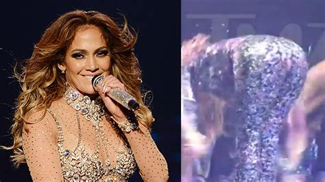 Jlo Wardrobe by Has A Wardrobe During Live Show