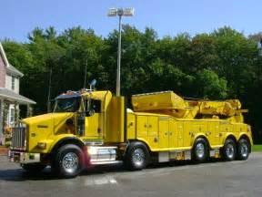 Truck With Big Wheels For Sale Steering Axle Wrecker Custom Big Rigs