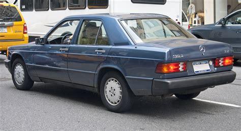 Mercedes 190d by File Mercedes 190d 2 2 Left Jpg