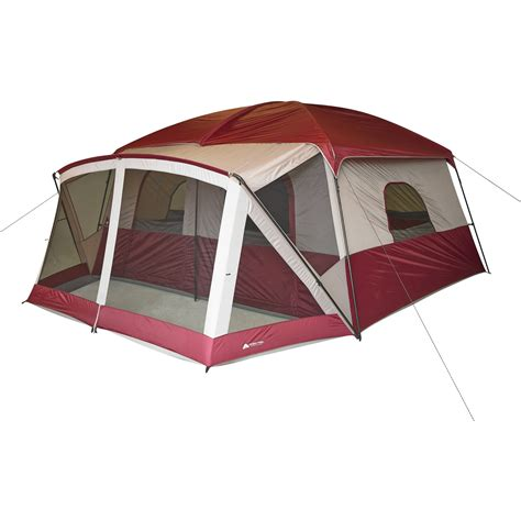 10 room tent walmart coleman 4 person tent with screened porch