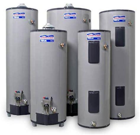 Plumbing Water Heaters by American Water Heater Reviews 2011