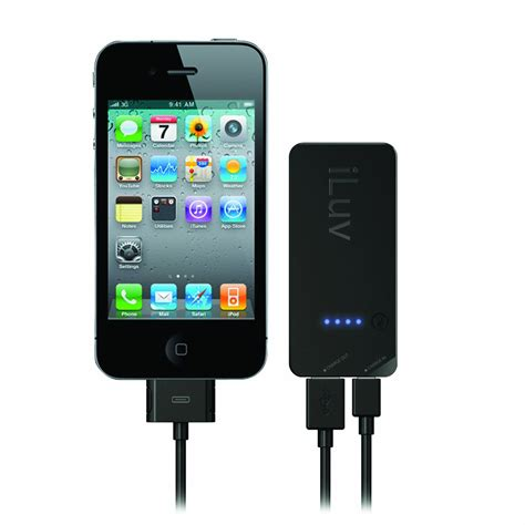Hp Iphone 4 Mini iluv mini portable usb rechargeable battery kit for iphone 2 3 4 4s ipod touch enlarged preview