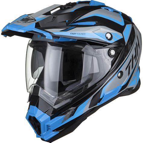 thh motocross helmet thh tx 27 3 tourer dual sports mx helmet motocross off