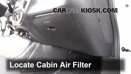 cabin filter replacement nissan juke    nissan juke    cyl turbo