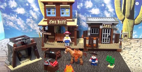 Lego Story Set Story Lego Sets For All Ages The Dusty Trail Infinity