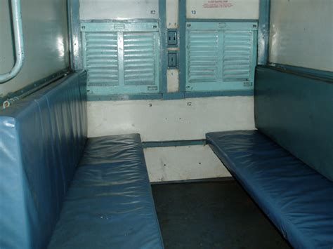 Sleeper Class Seating by Sleeper Class Details Photos India Travel Forum