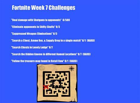 fortnite week 7 challenges fortnite week 7 challenges confirmed battle pass