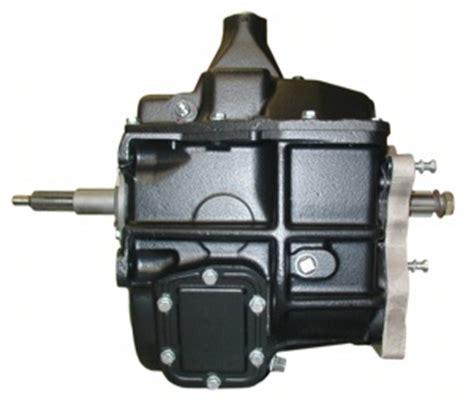 Complete Sm465 Transmission Package