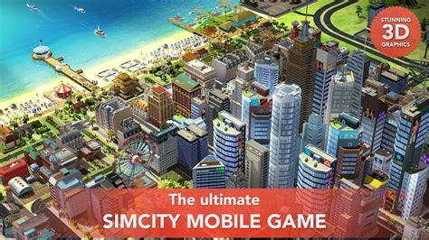 download mod game simcity buildit simcity buildit apk mod level10 max money cash keys fresh
