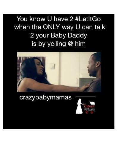 crazy baby momma quotes