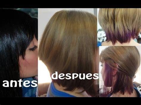 como quitar un tinte negro del cabello para ellas net como decolorar el cabello negro a rubio youtube
