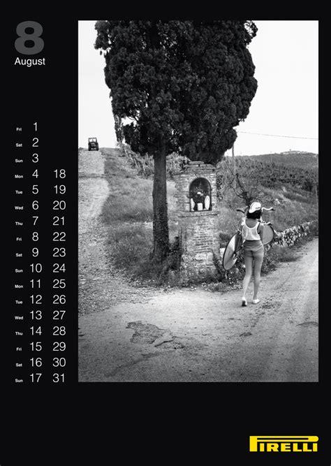 Calendario Pirelli Calendario Pirelli 2014 4 5