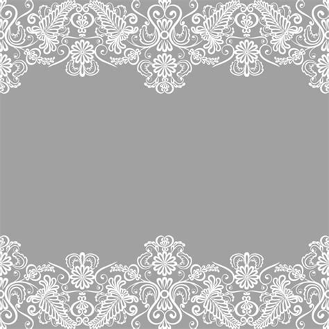 lace pattern vector art simple lace art background vector 02 vector background