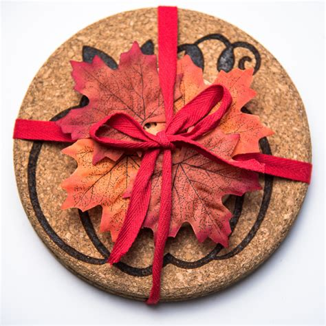hope studios thanksgiving wrap up diy wood burning trivets and coasters pretty handy girl