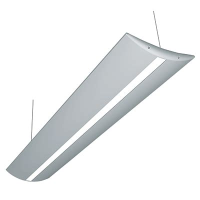 Lu Led Vario suspended bi directional luminaires steon lighting