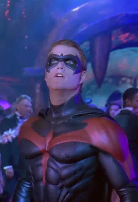 Robins O O n 176 11 chris o donnell as grayson robin batman and robin by joel schumacher 1997