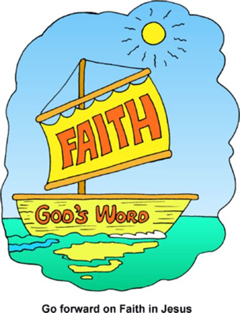 faith clipart image faith sail christart