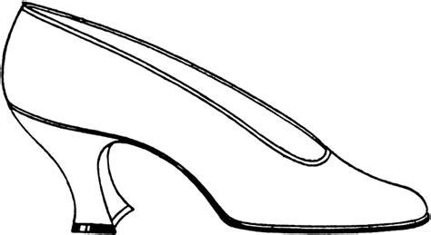 ladys shoes clipart