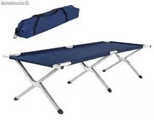 cama de cing cama plegabla tumbona plegable