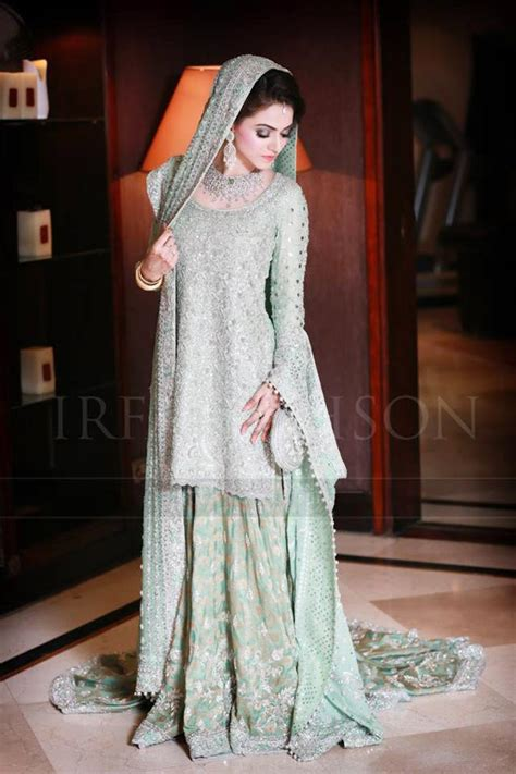 Pakistani Bridal Dresses: 15 Trending Styles To Look Like