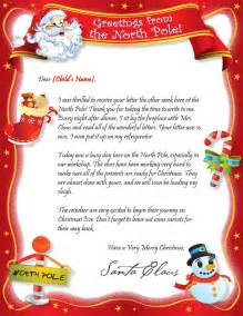 santa s reply letter mailed or delivered digitally