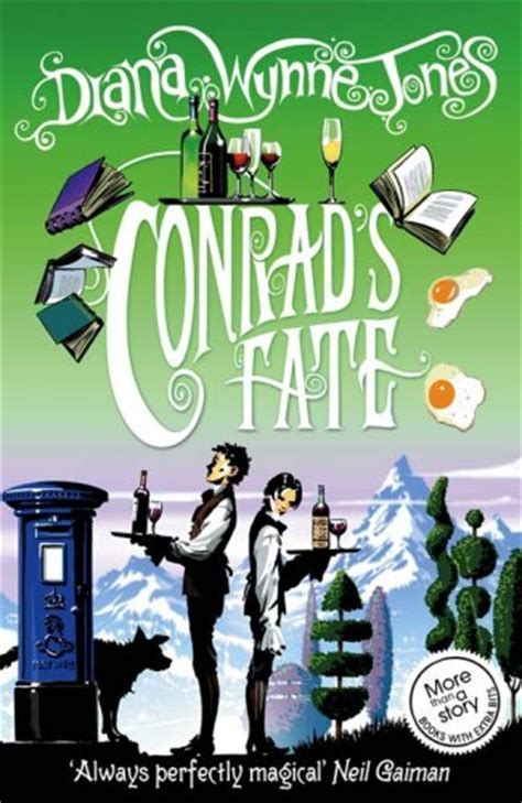 conrad s fate series 5 book review charmed by diana wynne jones the book