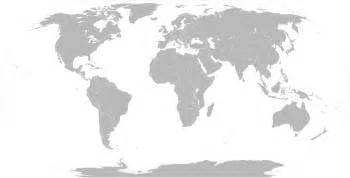 Blank Map Of Earth by File 1942 11 Blank World Map Png