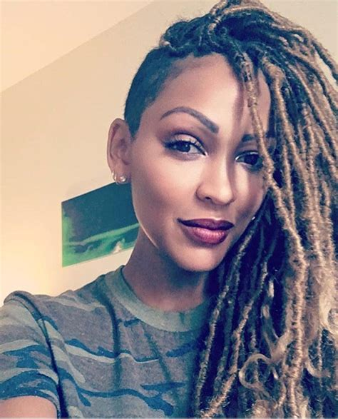 shaved side dreadlocks shaved side stop hair loss and feel great pinterest