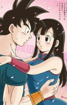 imagenes romanticas de goku y milk me enamore de mi mejor amiga goku y milk one shot