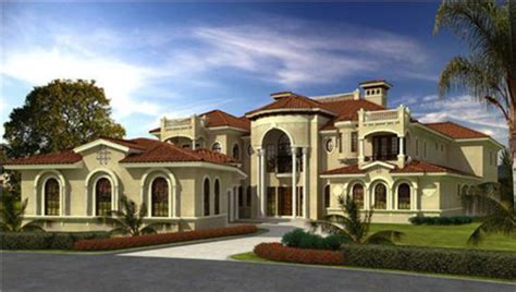 mediterranean home designs magnificent and luxury mediterranean house style plans