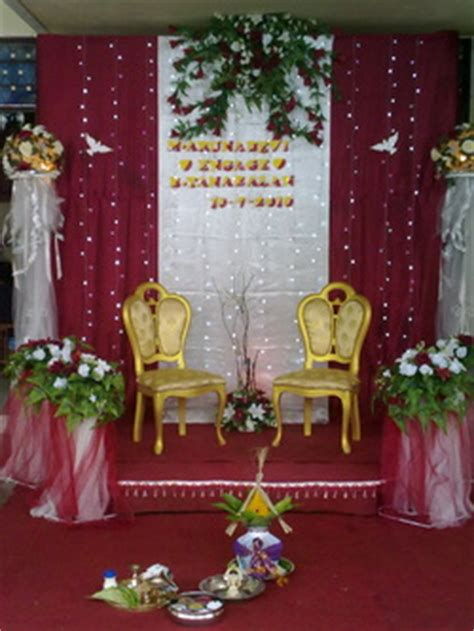 engagement decoration ideas home our gallery 2 naveeya s decor