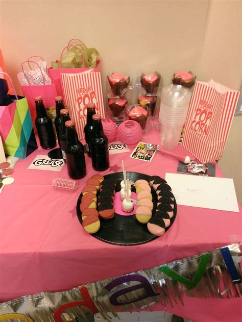 party themes grease 61 best images about party on pinterest rock n roll
