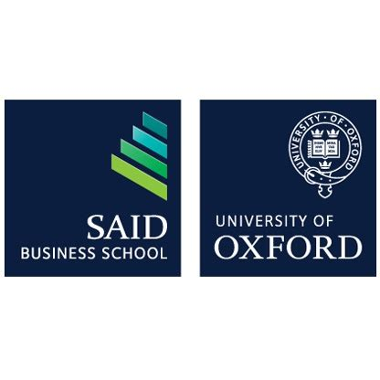 Said Oxford Mba Fees said business school