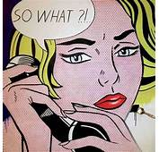 Roy Lichtenstein  Paperblog