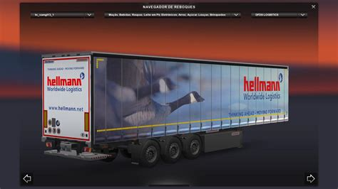 ets2 game modding net trailer container fruehauf ets2 1 21 ets2 mods