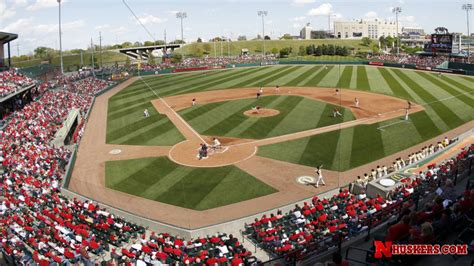 of nebraska lincoln baseball sports facility details