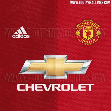 Original Nameset Nama Manchester United 2017 18 Third Original Asl adidas plan a major redesign of united s kit for 2016