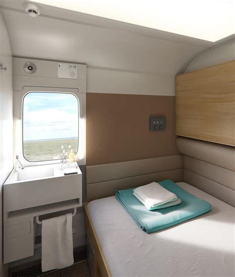 caledonian sleeper service previews its new accommodations