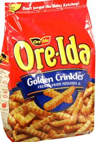 cottage fries ore ida safeway ore ida fries only 0 49 no coupons necessary