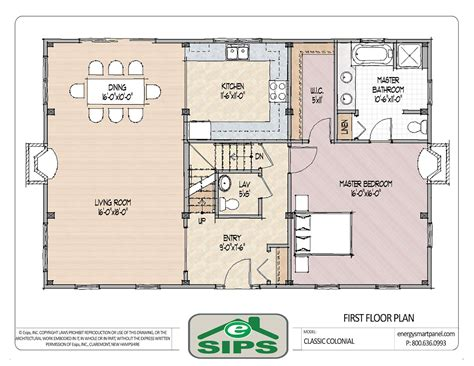 open floor plan home open floor plan colonial homes house plans