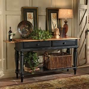 Black Sideboard Table hillsdale wilshire sideboard table in antique black 4509sb