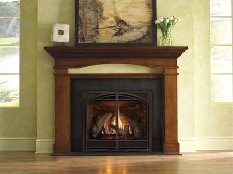 Get More Heat From Fireplace by Heat And Glo 6000 Series Gas Fireplace House